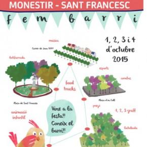 Festa Major Monestir - Sant Francesc
