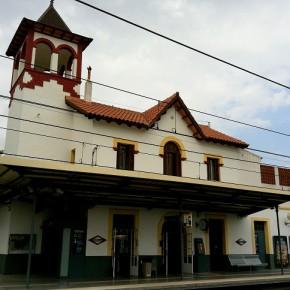 Ciutadans vol que les places d'aparcament de l'estació dels  FGC de Valldoreix siguin d'ús prioritari per als veïns del municipi