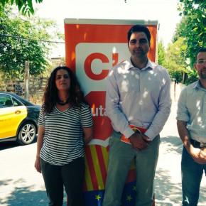 Ciutadans (C's) Sant Cugat proposa millorar les condicions del servei de taxi del municipi per a usuaris i professionals