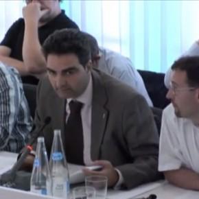 """Aldo Ciprian """"ERC renovó el contrato del peaje de los Túneles de Vallvidrera e indemnizó con 8,8 millones de € a sus propietarios"""""""
