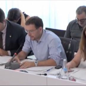 """Sergio Blázquez """"No volíem enverinar el debat sobre la gratuïtat dels llibres de text dient qui tenia la culpa si l'Estat o la Generalitat"""""""