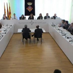 El pleno de Sant Cugat aprueba una moción de Ciutadans en la que se reclama a la Generalitat que deje sin efecto la exclusión del Hospital General de Catalunya de la red pública