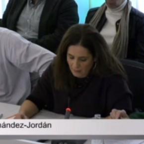"""Munia Fdez-Jordán """"Un gasto de 9 millones de € para una Biblioteca no es una prioridad para Sant Cugat"""""""