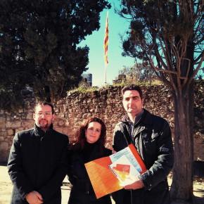 "Ciutadans (Cs) Sant Cugat celebra la vuelta a la normalidad después de que la alcaldesa haya retirado la ""estelada"" del municipio"