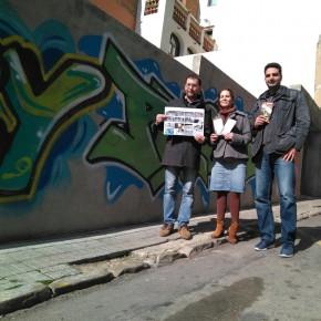 Ciutadans (Cs) Sant Cugat denuncia el mal estat de les voreres