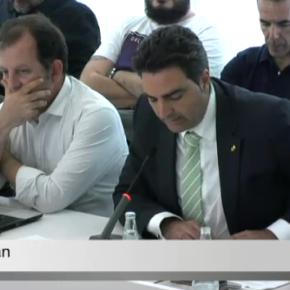 Aldo Ciprian denuncia la incorporación del cargo de confianza del PSC por 61.000€