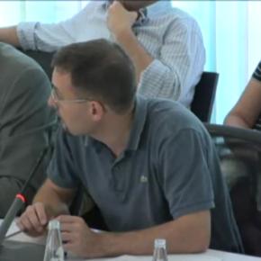 """Sergio Blázquez """"És interessant per als ciutadans que puguin consultar aquest pla per veure com l'Ajuntament fa ús dels diners públics"""""""