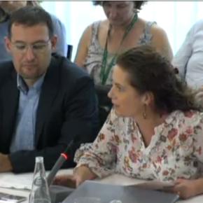 """Munia Fdez-Jordán """"Para el Govern de Catalunya la sanidad no es uno de los pilares"""""""