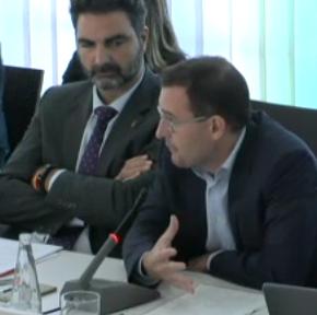Sergio Blázquez critica que los presupuestos no tienen en cuenta la situación actual