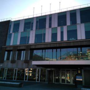 Ciutadans (Cs) Sant Cugat denuncia la retirada de todas las banderas de la fachada del Ayuntamiento