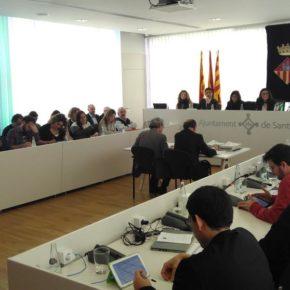 Ciutadans (Cs) Sant Cugat demana que l'acord del plenari de suport al referèndum de l'1-O quedi anul•lat