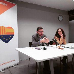 Ciutadans (Cs) Sant Cugat alerta que els pressupostos de 2018 no tenen en compte l'alentiment econòmic provocat per l'independentisme