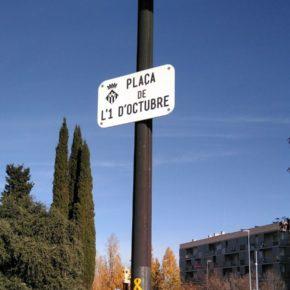 Ciutadans (Cs) Sant Cugat denuncia la inacción de la alcaldesa ante actos incívicos con propósitos de propaganda nacionalista