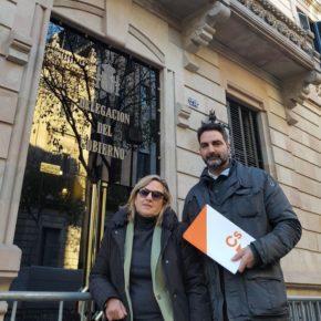 Ciutadans (Cs) Sant Cugat denuncia ante la Delegación del Gobierno el incumplimiento de la ley de banderas del Ayuntamiento
