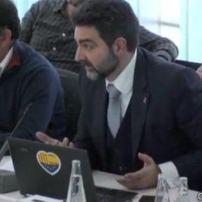 """Aldo Ciprian """"¿Cuánto nos ha costado de más al contribuyente la ejecución de obras públicas en Sant Cugat?"""