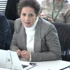 """Munia Fernández-Jordán """"En Ciudadanos trabajamos día a día para avanzar hacia la igualdad entre mujeres y hombres"""""""