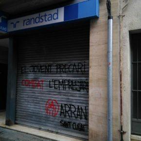 Ciutadans (Cs) Sant Cugat condena los ataques vandálicos de Arran en varias empresas del municipio