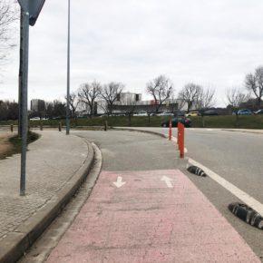 Lamentable situación en los carriles bici de Sant Cugat